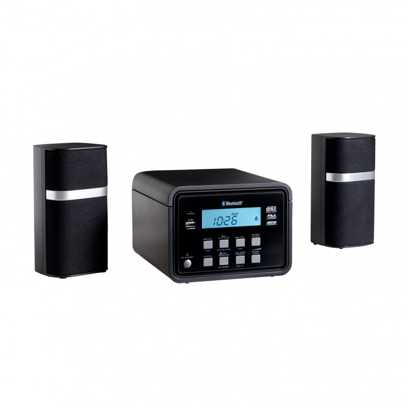cha ne hifi compacte lecteur cd mp3. Black Bedroom Furniture Sets. Home Design Ideas